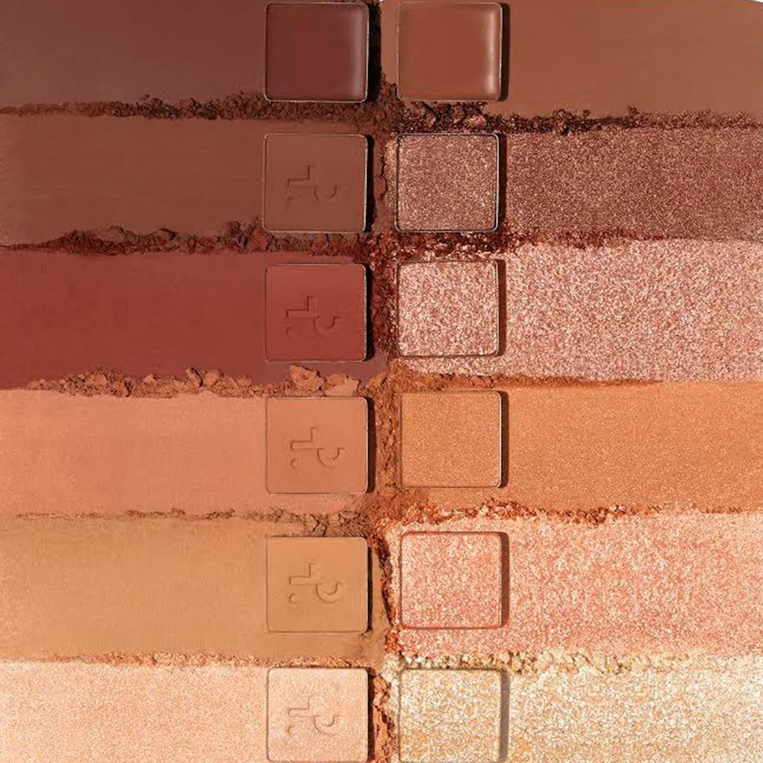 Shimmery Neutral Eyeshadow Palettes from Patrick Ta