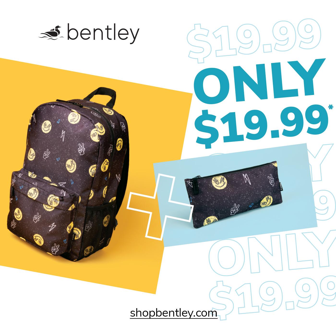 Backpack 19.99