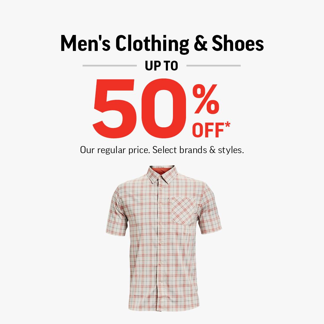 men's clothing sportchek