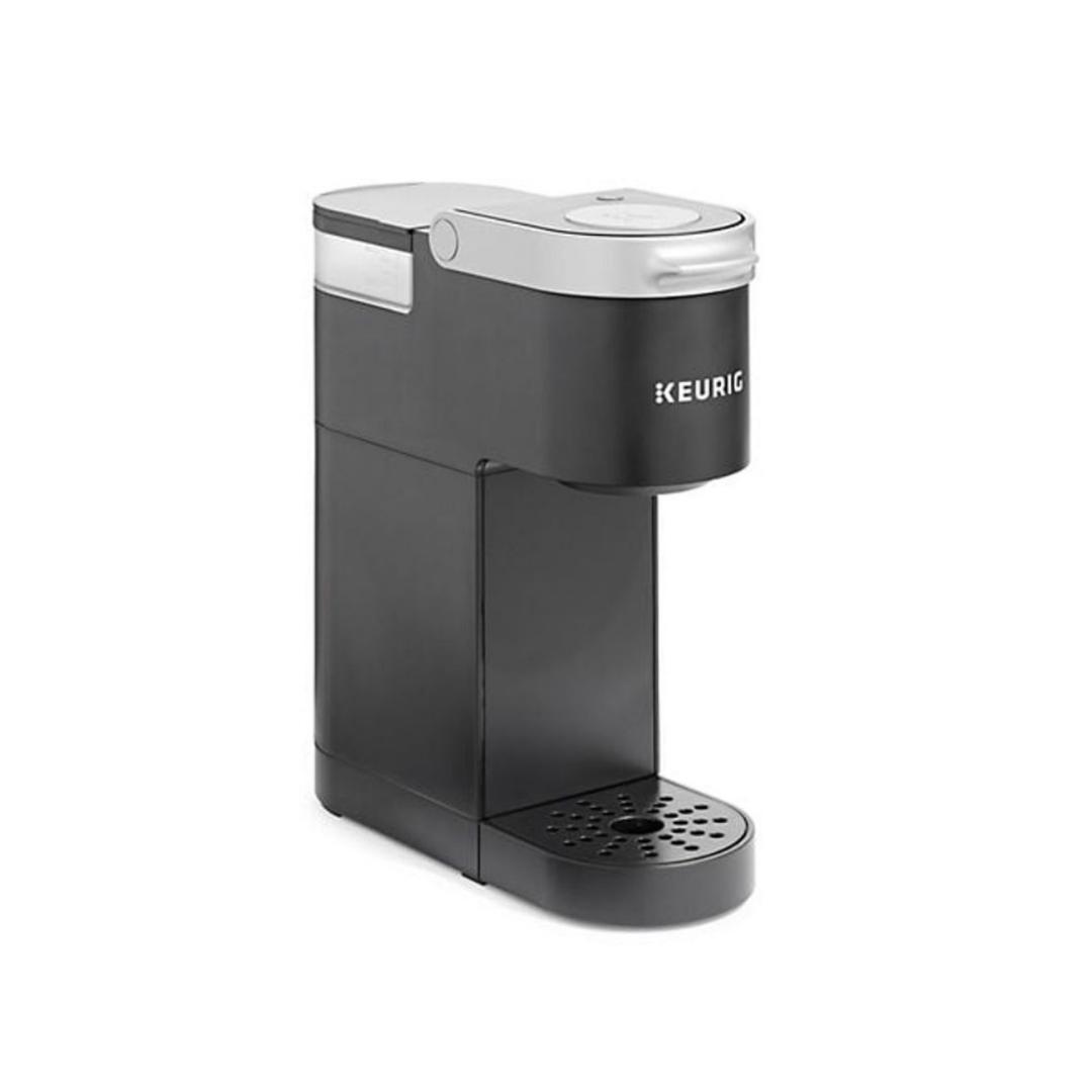 Black Keurig coffee machine from Hudson's Bay