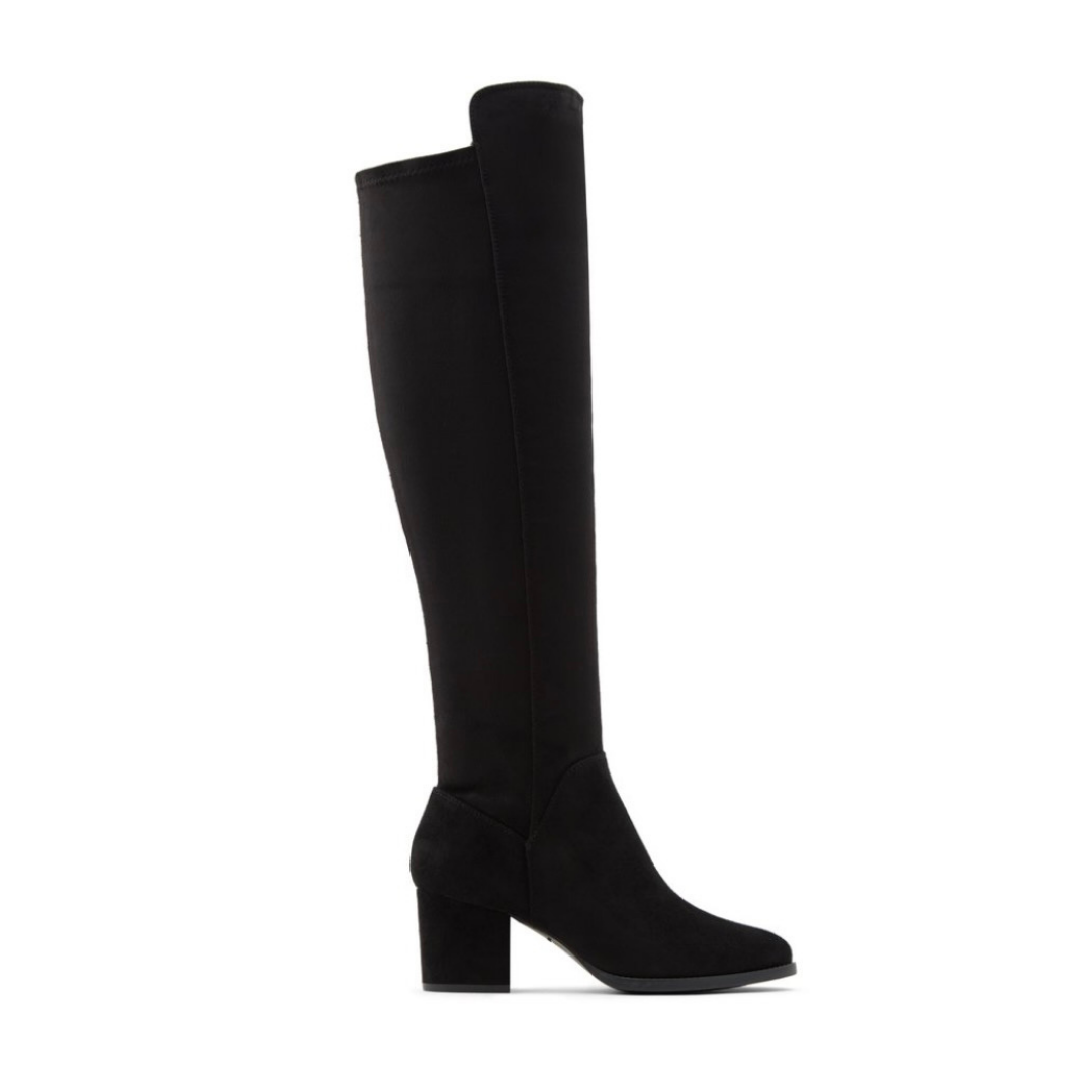 Black knee-high boots from Call It Spring