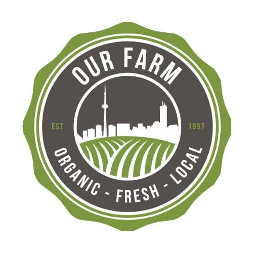 Our Farm Organic Bakery logo