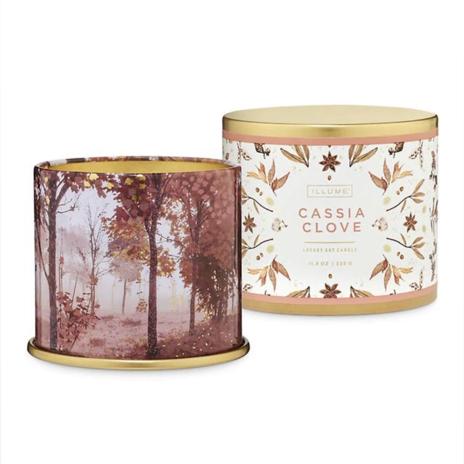 3 wick candle from Hudson's Bay
