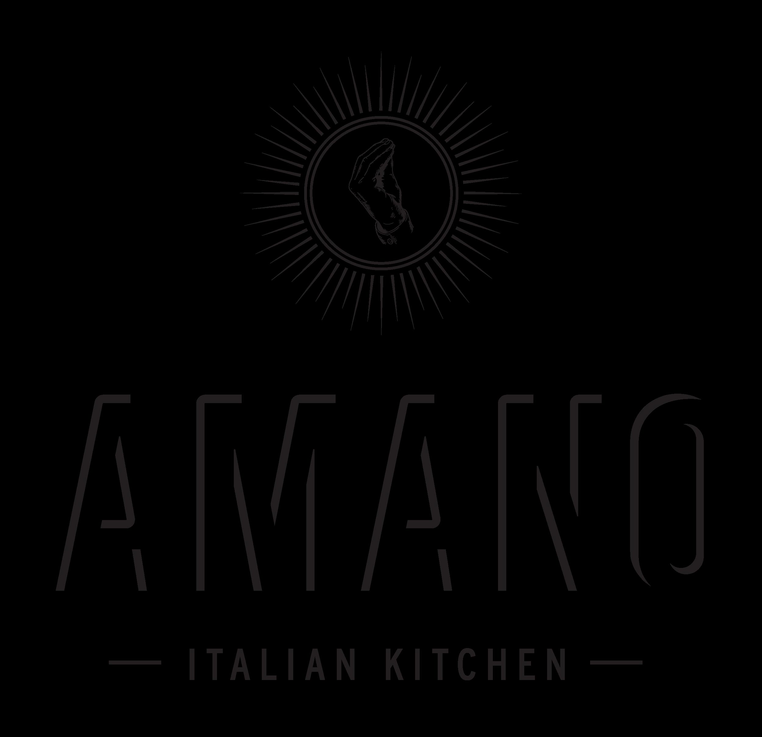 Amano Italian Kitchen logo